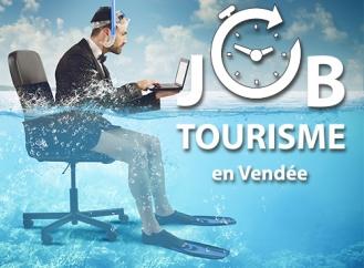 Vous recherchez un job dans le tourisme ? Inscrivez-vous au JOB DATING du 5 février 2020